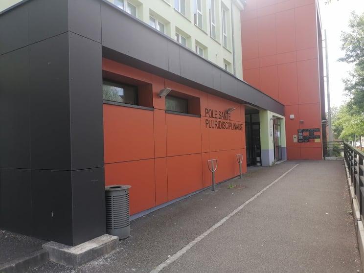 Facade des locaux Proxidentaire – EC