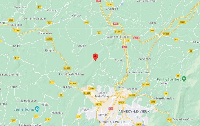 Accident Savoie randonneuse originaire du Doubs