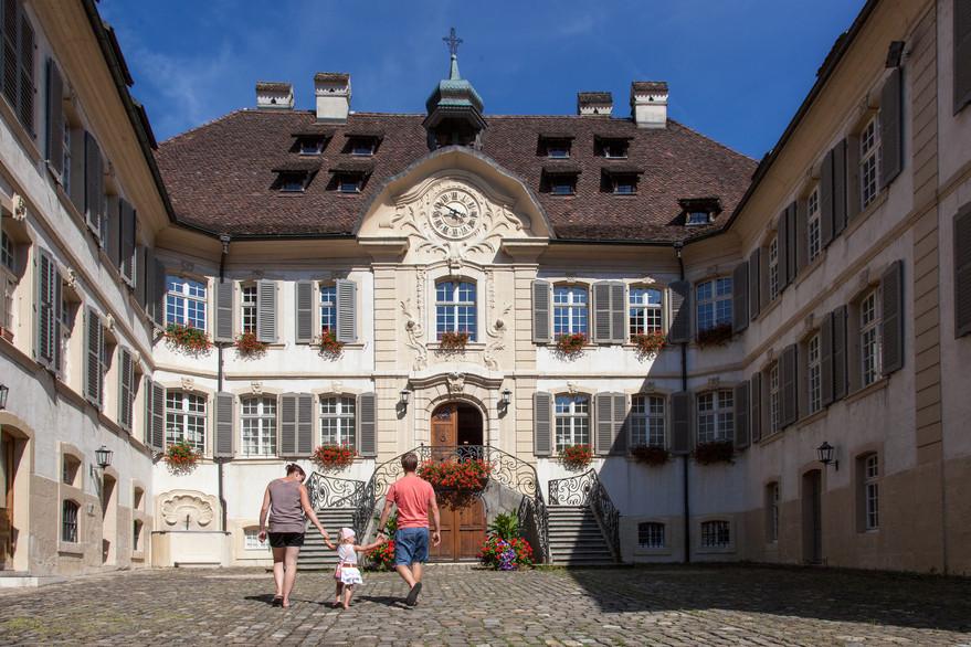 Hôtel-Dieu Porrrentruy (© République et Canton du Jura / Jura Tourisme)