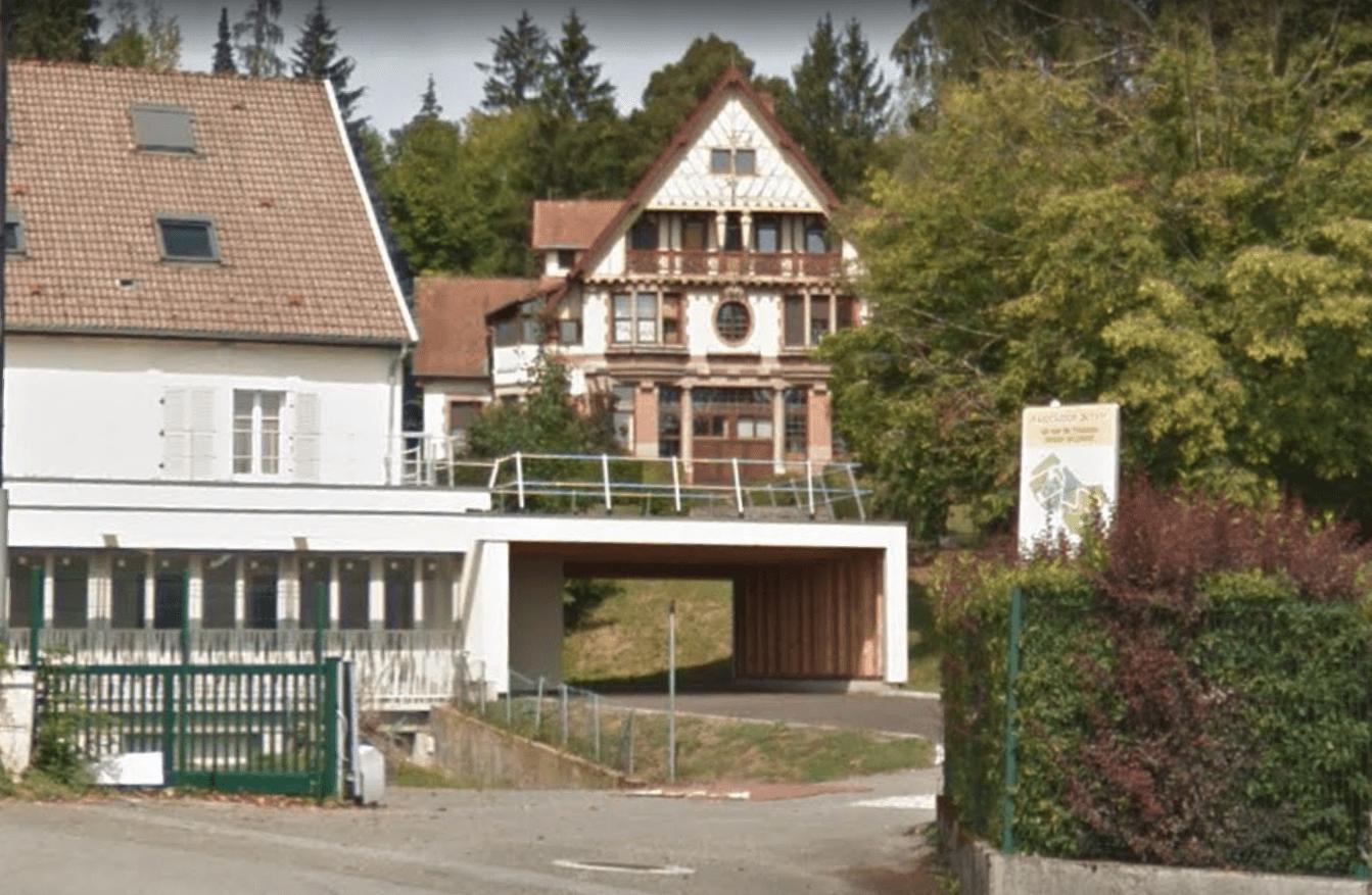 La Villa des Sapins – Capture d'écran GSV