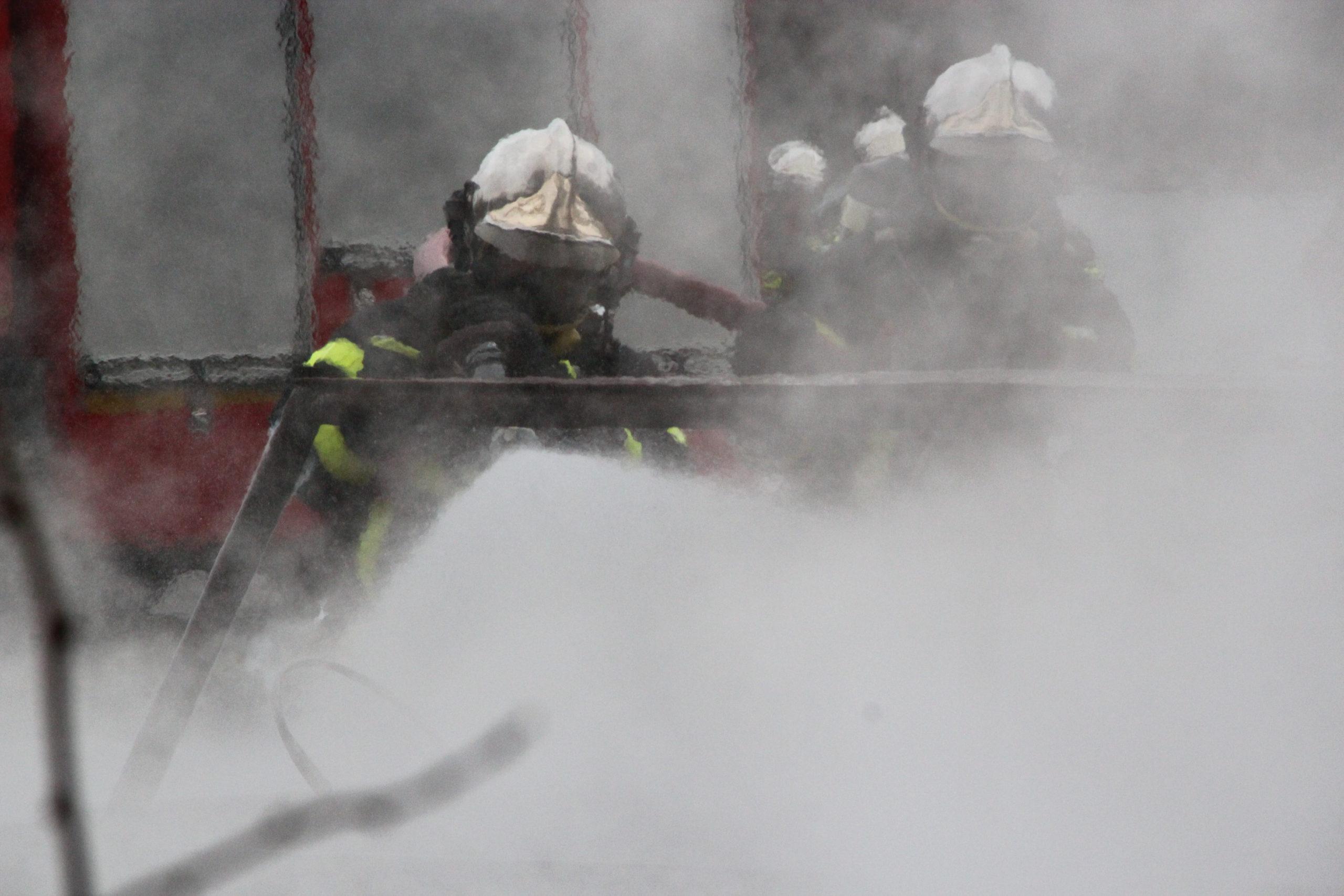 pompier – incendie (TQ)