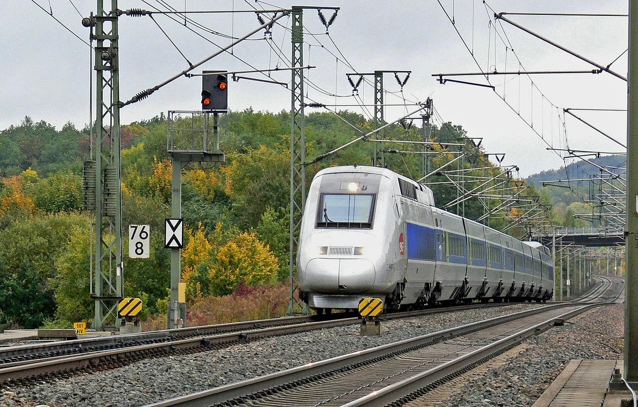 TGV (Erich Westendarp de Pixabay)