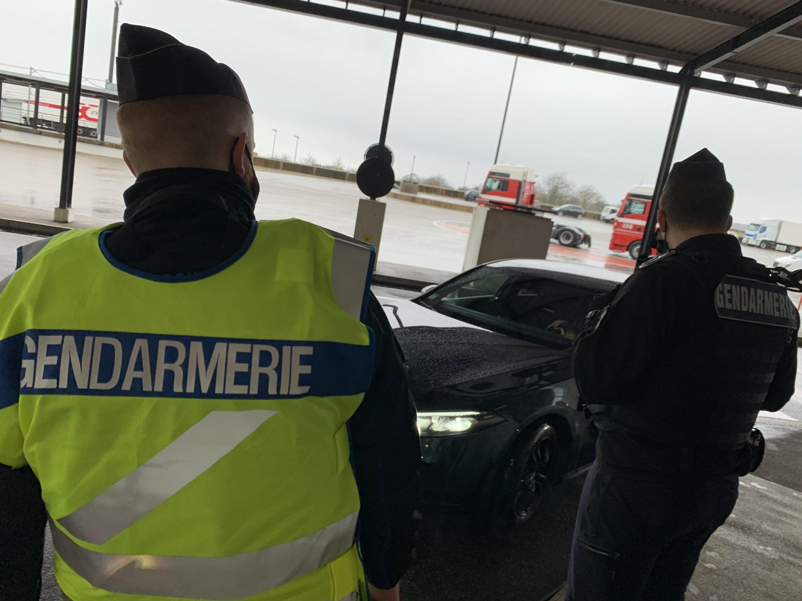 Gendarmerie mobile frontière boncourt (TQ) 3