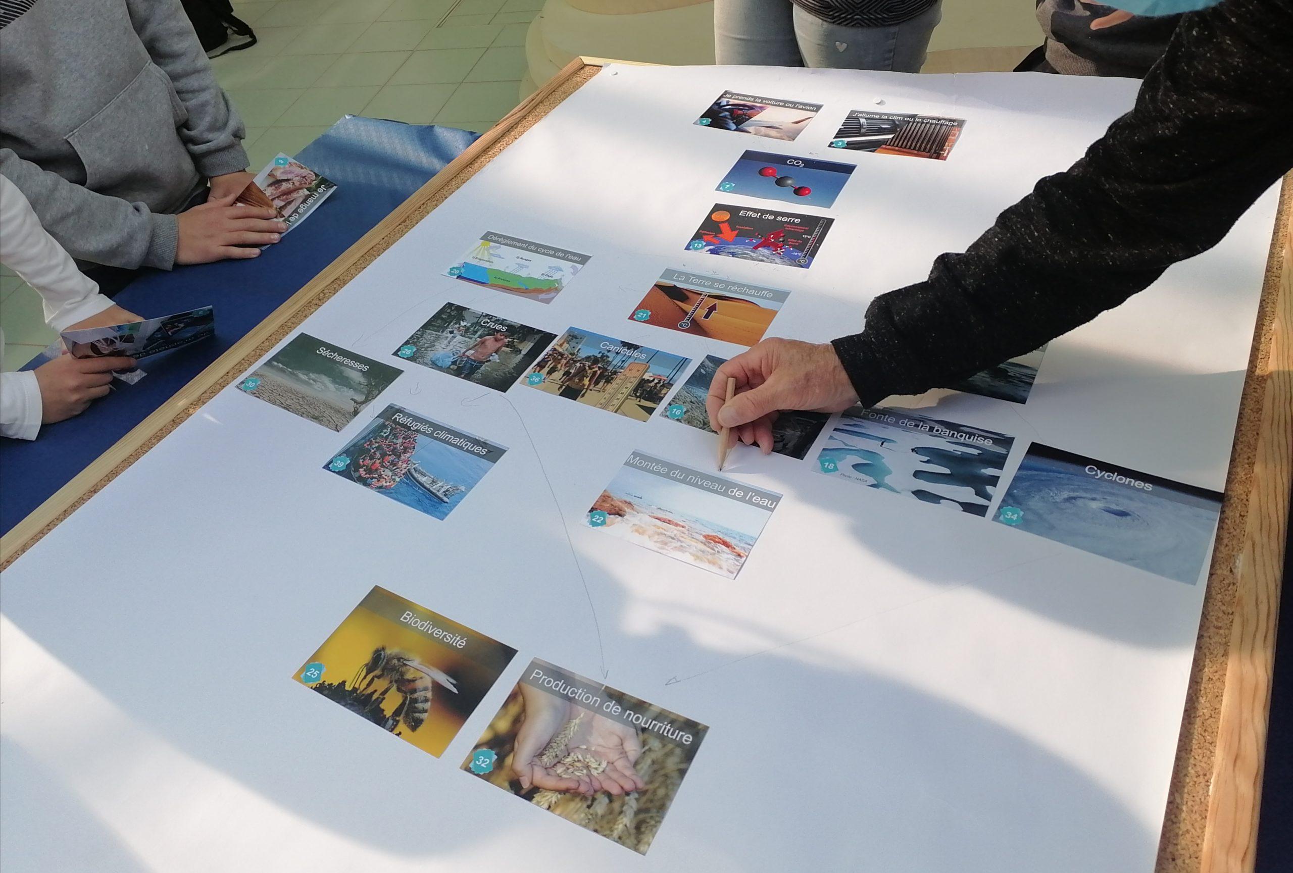 Sermamagny : la maison de l'environnement mobilisée pour le climat